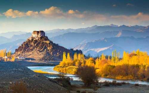 Kashmir, eleven destinations