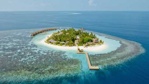 Maldives, eleven destinations