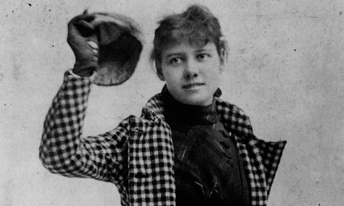 Nellie Bly | Image via Cowgirl, a female American investigative journalist who knew no boundaries.