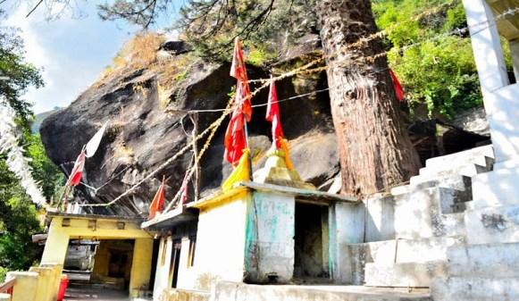 Kalpeshwar temple, Panch Kedar