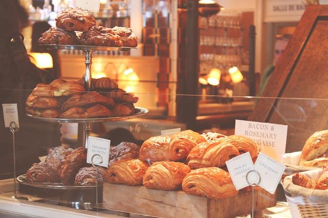 Baked goods, New York, USA