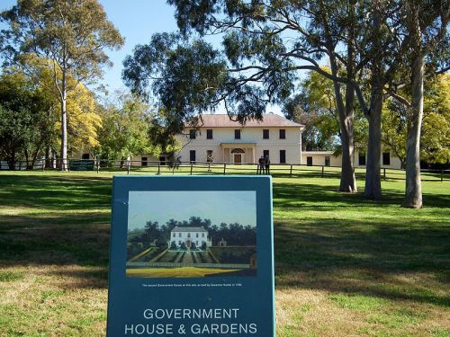 Old Government House - Parramatta Park - wikimedia
