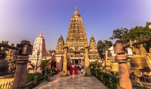 Bodhgaya Temple, Bihar
