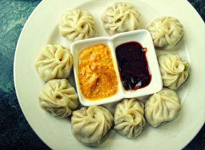 Street food Nepal