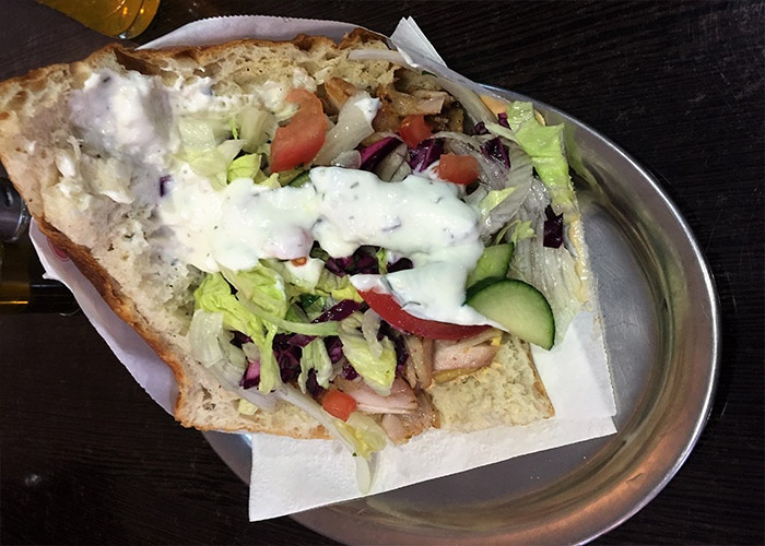 What is your favourite street food? Part 11