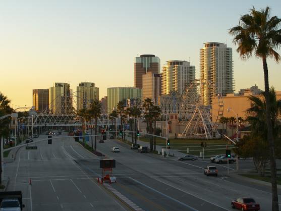 Long beach California cities