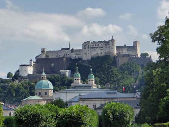 Hohensalzburg Castle, Salzburg Austria
