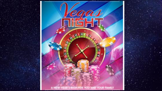 New Year's Eve Las Vegas Extravaganza night