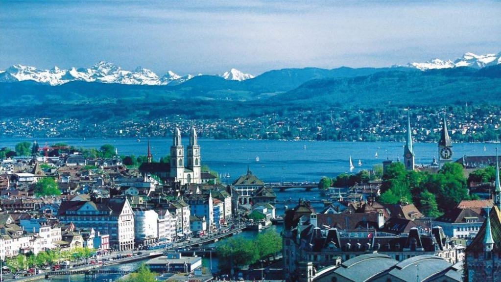 Zurich, Switzerland, Europe