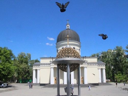 chisinau moldova church, East Europe