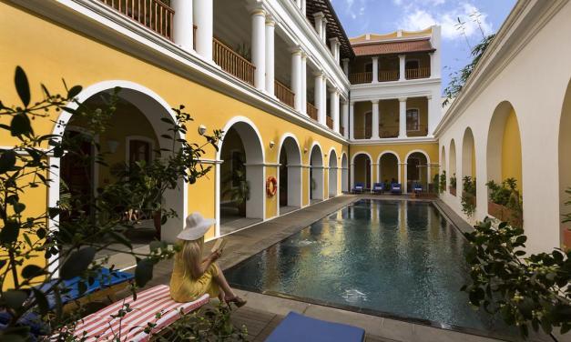 Accommodations and restaurants in Pondicherry