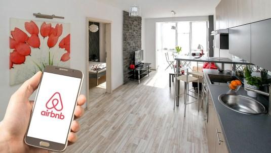 Airbnb, website design