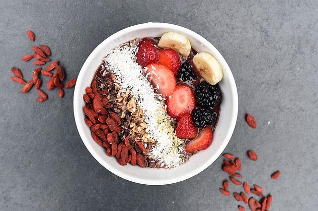 Healthy breakfast Muesli- Pixabay