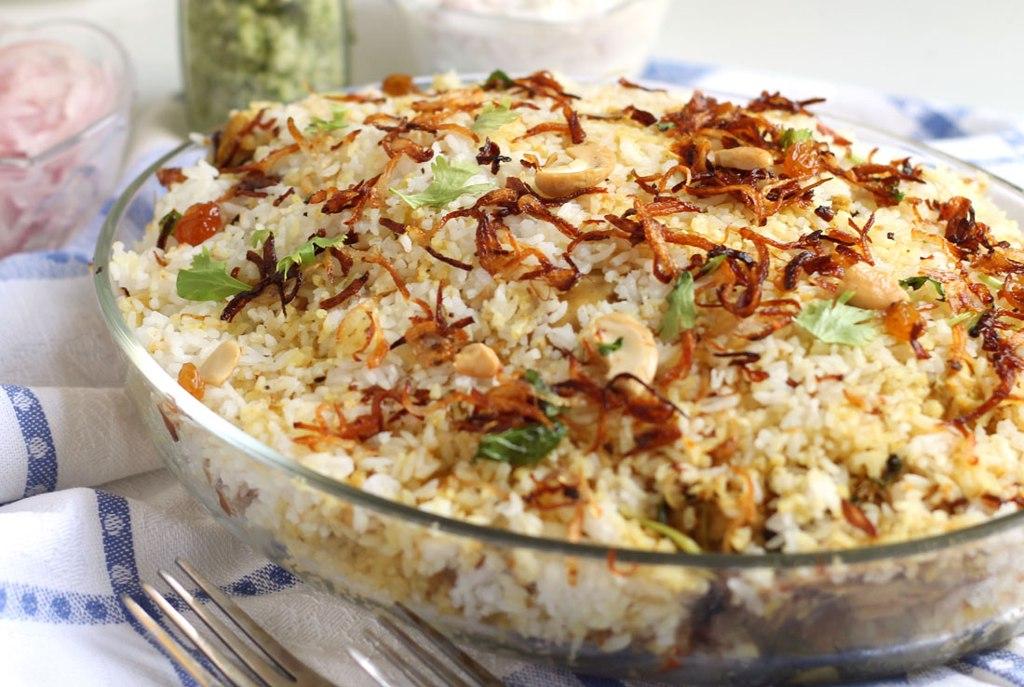 Cuisine in Kerala
