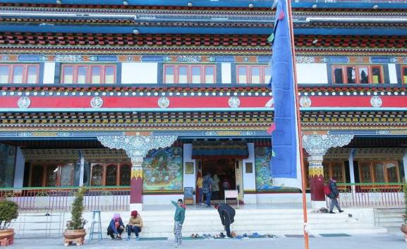 Ghum Monastery (Location- Darjeeling), pilgrimage site