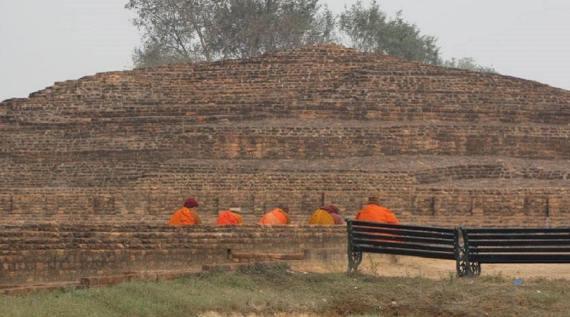 Kapilvastu (Location- Siddharth Nagar, Uttar Pradesh), pilgrimage