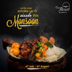 Sizzling up a Feast at The Resort This Monsoon