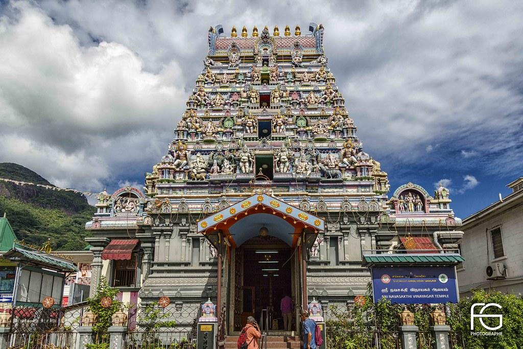 Arul Mihu Navasakthi Vinayagar Temple | Le Temple Arul Mihu ...Seychelles