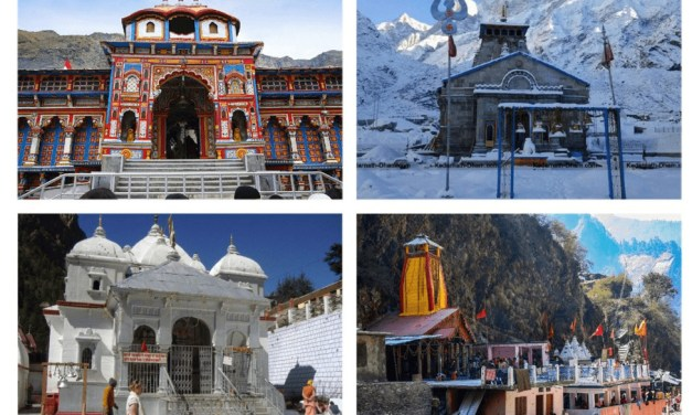 Interesting and Must-Know Facts about Char Dham Yatra