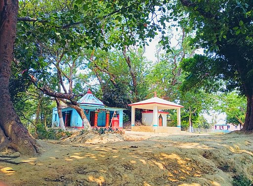 Offbeat temple in Basuki Deogarh