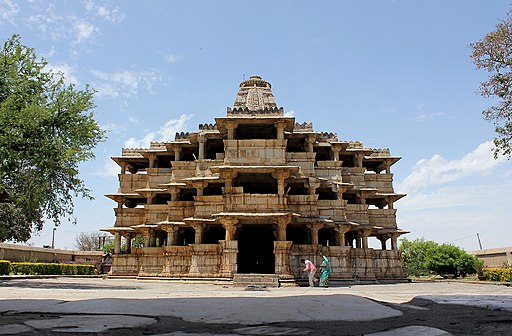 Dev Somnath Temple, Dungapur