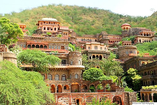 Offbeat Neemrana Fort Palace