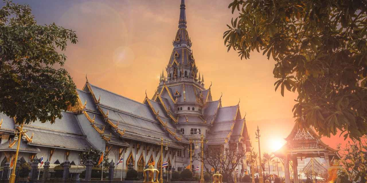 <strong>10 Best Places of interest in Thailand</strong>