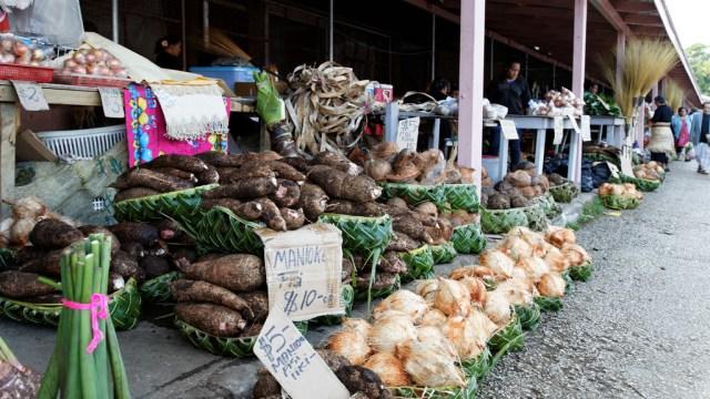 Talamahu Market