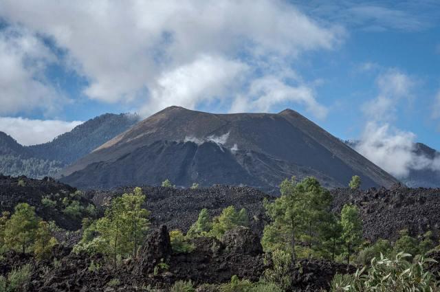paricutín volcano