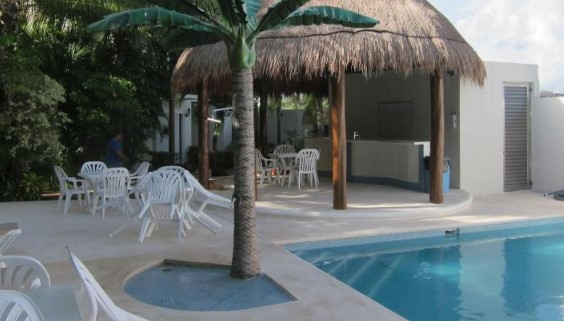 Casa Maya 1 bedroom/1 bathroom Ground Floor