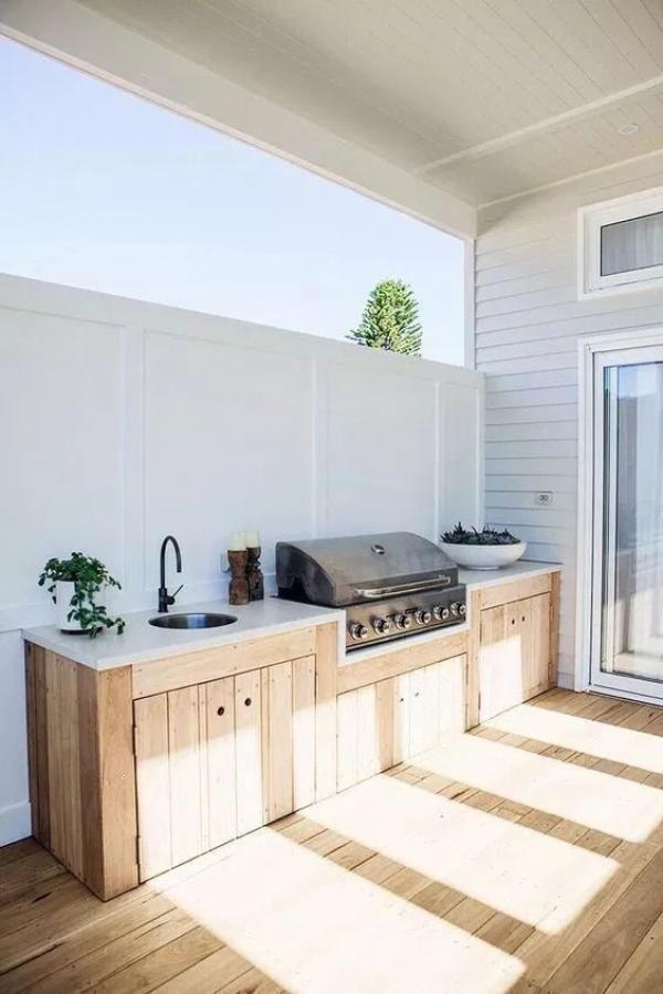 53 gorgeous outdoor kitchen cabinets 20