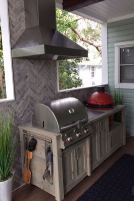 53 gorgeous outdoor kitchen cabinets 3