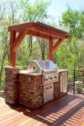 53 gorgeous outdoor kitchen cabinets 49