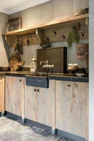 53 gorgeous outdoor kitchen cabinets 5