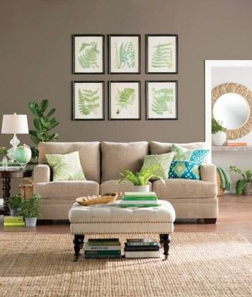 6 Ideas For Painting Your Living Room 12