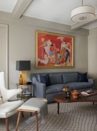 6 Ideas For Painting Your Living Room 41