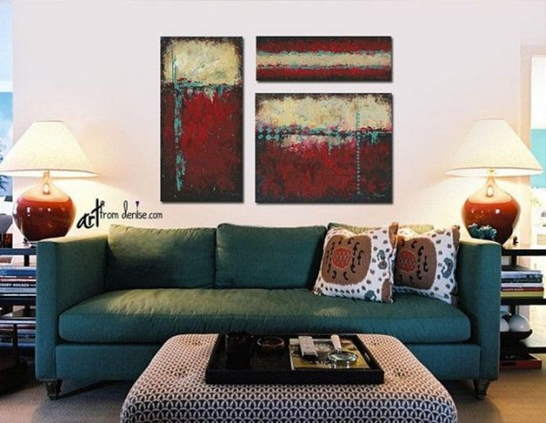 70 Living Room Painting Ideas Make It Alive With MAGIC 10