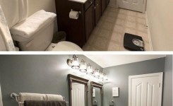 70 top bathroom makeover on a budget 15