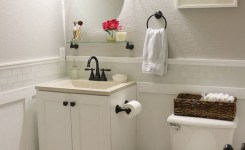 70 top bathroom makeover on a budget 40