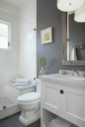 70 top bathroom makeover on a budget 41