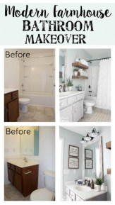 70 top bathroom makeover on a budget 6