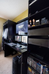 73 Most Popular Video Game Room Furniture Decor-918