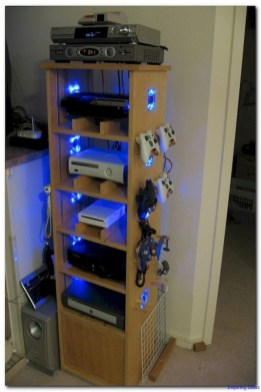 73 Most Popular Video Game Room Furniture Decor-937