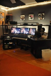 73 Most Popular Video Game Room Furniture Decor-881