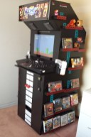 73 Most Popular Video Game Room Furniture Decor-873