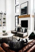80 Most Popular Cozy Living Room Colors - Five (5) Tips to Create A Perfectly Casual It-50
