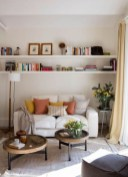 80 Most Popular Cozy Living Room Colors - Five (5) Tips to Create A Perfectly Casual It-88