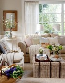 80 Most Popular Cozy Living Room Colors - Five (5) Tips to Create A Perfectly Casual It-105