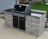 20 Great Outdoor Kitchen Ideas With The Most Affordable Cost 11