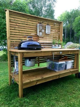 20 Great Outdoor Kitchen Ideas With The Most Affordable Cost 3